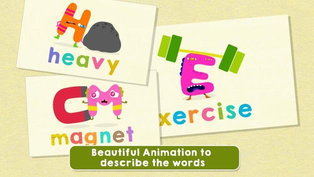 Hungry Alphabet - Learn ABC screenshot 1