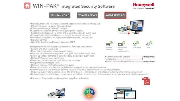HAC Honeywell Access Control screenshot 4