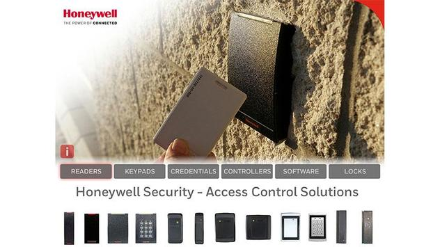 HAC Honeywell Access Control poster