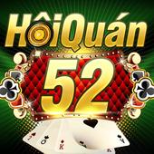 Hoi Quan 52 –Game Bài Đỉnh Cao icon