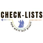 צ'ק ליסט - אישורי הגעה וארגון חתונה icon