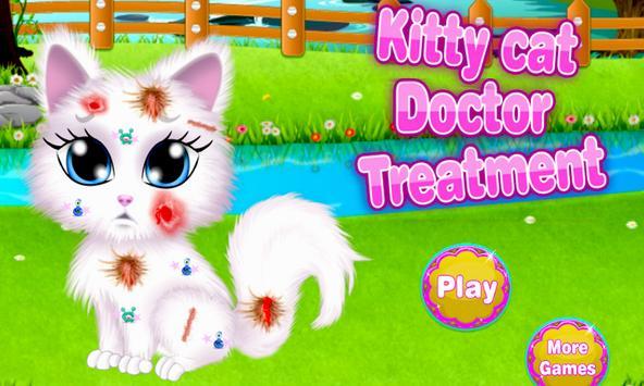Kitty Cat Doctor Treatment screenshot 12