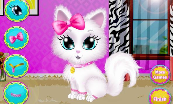 Kitty Cat Doctor Treatment screenshot 8