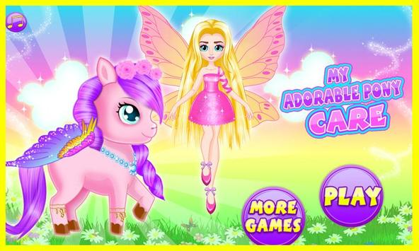 My Adorable Pony Care screenshot 5