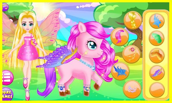 My Adorable Pony Care screenshot 14