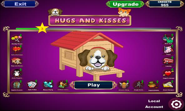Hugs And Kisses Slots screenshot 11