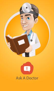Ask a Doctor – DesiMD poster