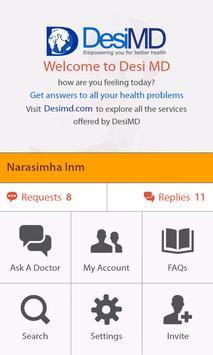Ask a Doctor – DesiMD screenshot 2
