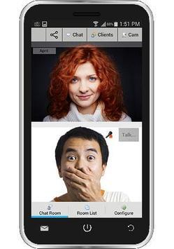 YapChat poster