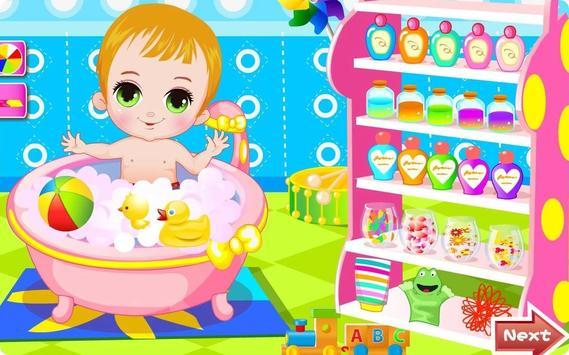 Juegos De Bebes Para Bañar | Feliz Juego De Banar A Un Bebe Descarga Apk Gratis Casual Juego