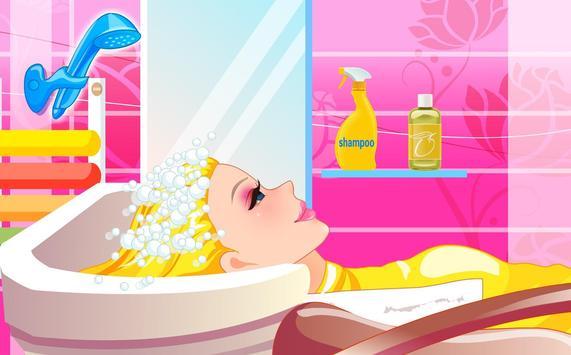 Hairdresser Challenge Game screenshot 3