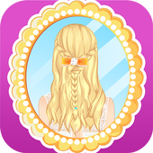 Perfect French Braids HD icon