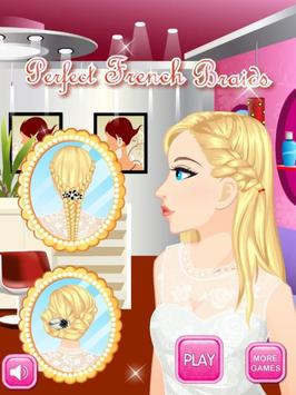 Perfect French Braids HD poster