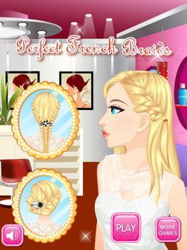 Perfect French Braids HD apk screenshot