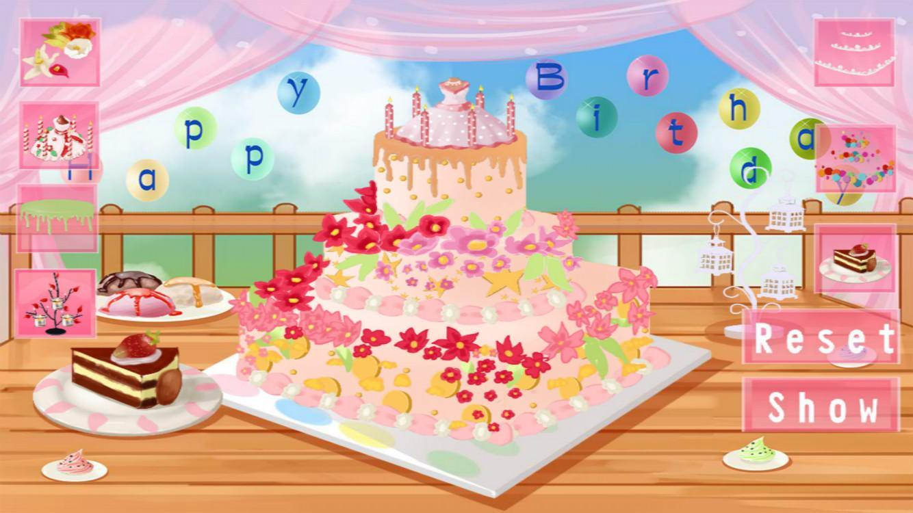 Pretty Birthday Cakes HD for Android - APK Download