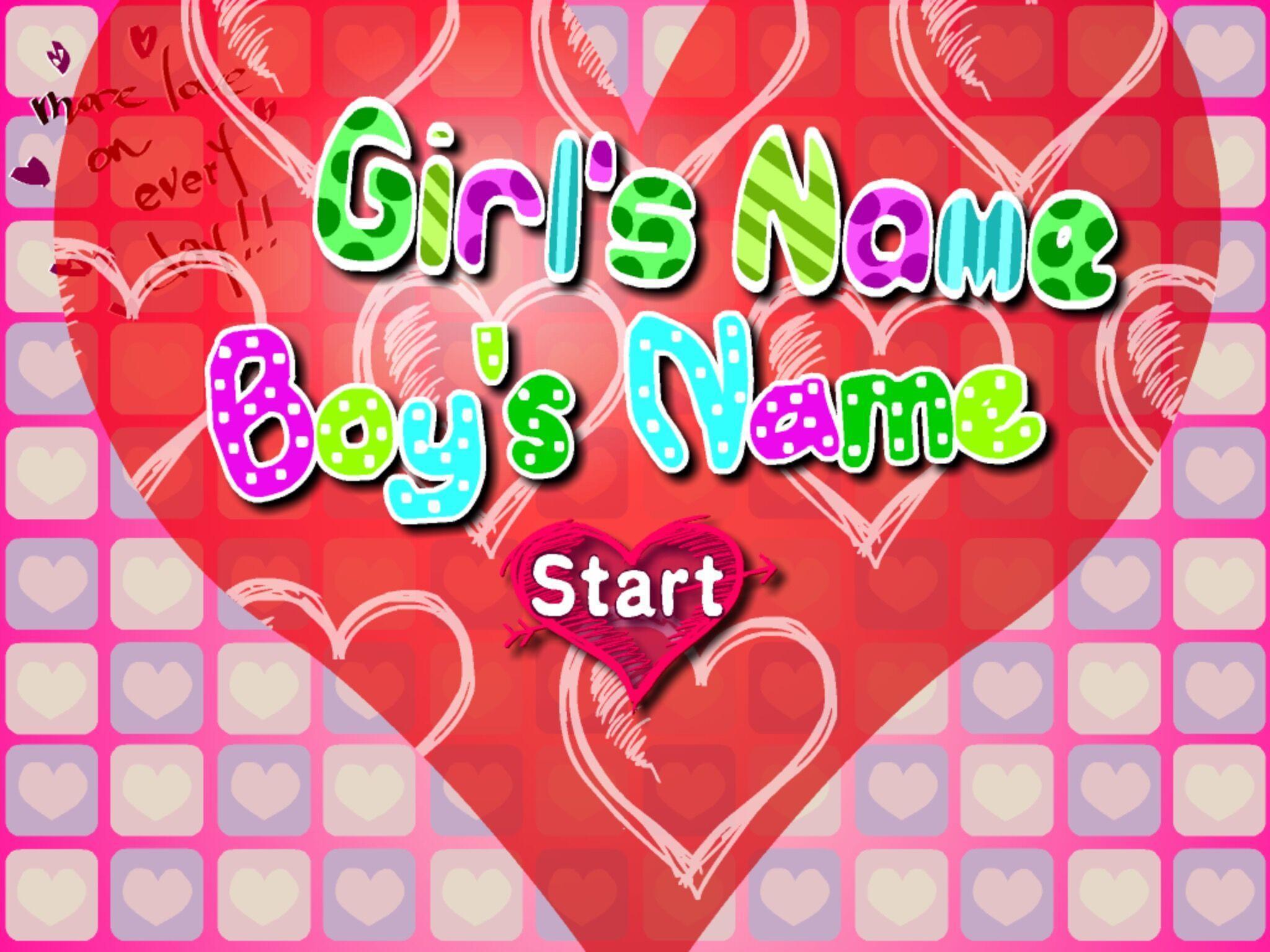 True love name test