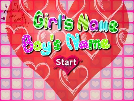 True Love Name Test screenshot 1