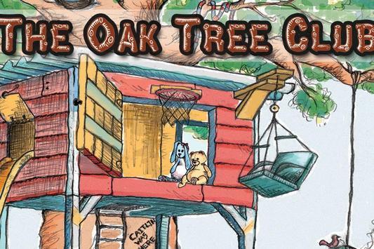 KGAP - The Oak Tree Club poster