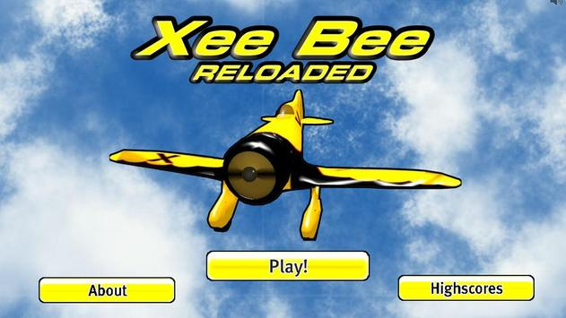 Xee Bee Reloaded FREE poster