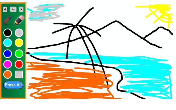 Simple Doodle Drawing apk screenshot