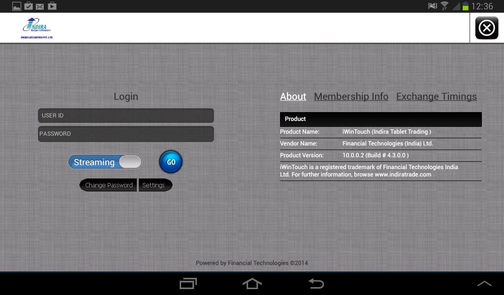 Indira Mobile Trade-TABLET for Android - APK Download