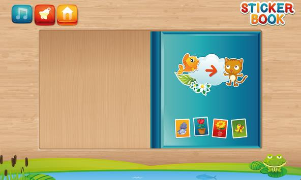 Sticker Book screenshot 1