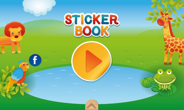 Sticker Book screenshot 4