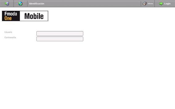 Fmoda One Mobile screenshot 4