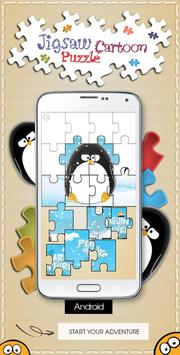 Jigsaw Cartoon Puzzle screenshot 2
