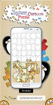Jigsaw Cartoon Puzzle screenshot 3