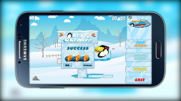 Antarctica Penguin Adventure apk screenshot