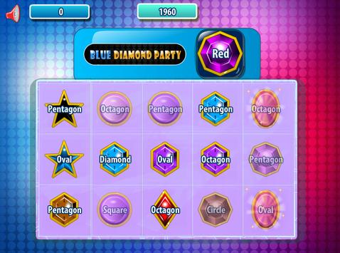 Blue Diamond Party screenshot 3