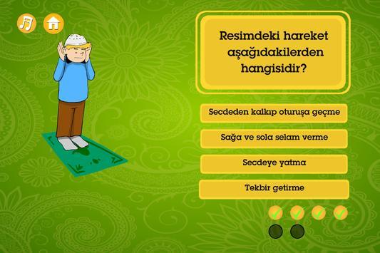 Abdest Alma ve Namaz Kılma apk screenshot
