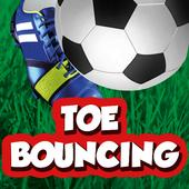 Toe Bouncing icon