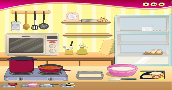 Lunch Food: pancake Maker apk screenshot