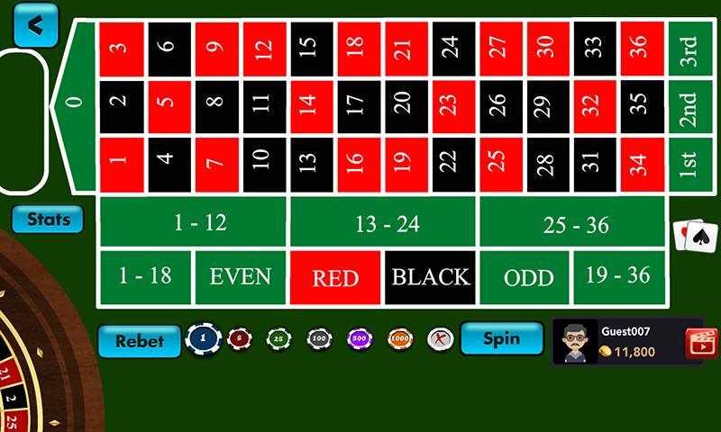 Jackpot Casino Bingo Blackjack Roulette More For Android