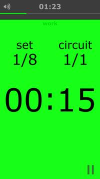 Interval Timers for workouts screenshot 1