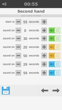 Interval Timers for workouts screenshot 4