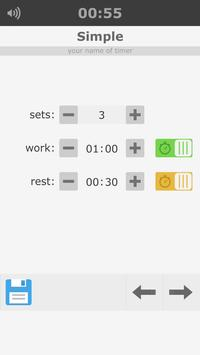 Interval Timers for workouts screenshot 6