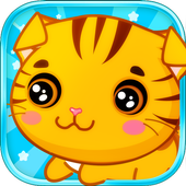 Pet Cat at Home icon