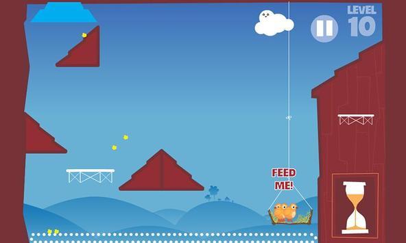 Chicken Feed! Free apk screenshot
