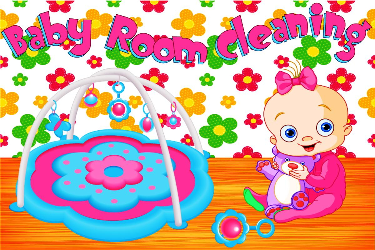 Baby Rooms Cleaning Game APK Download Free Casual GAME For Android Magnificent Baby Room Cleaning Games