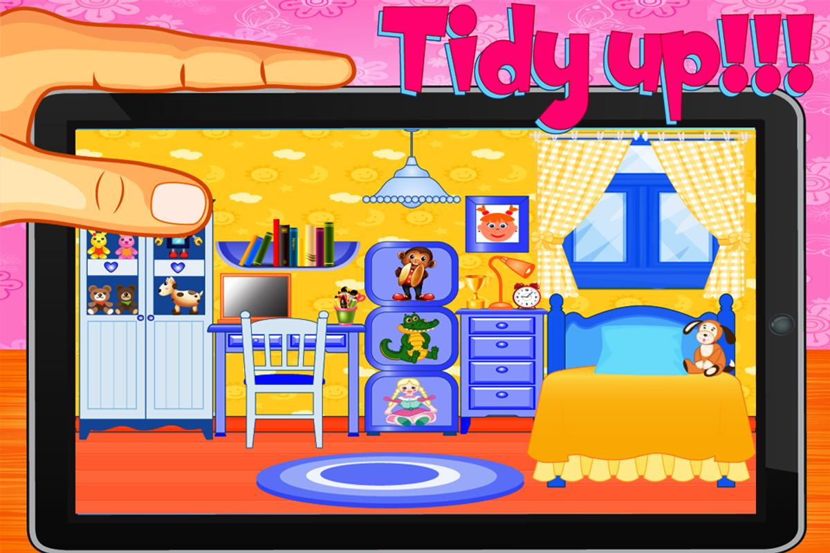 Baby Rooms Cleaning Game APK Download Free Casual GAME For Android Simple Baby Room Cleaning Games