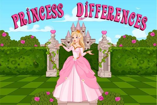 Princess Differences poster