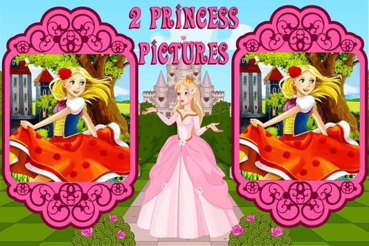 Princess Differences apk screenshot