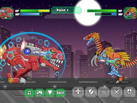 Robot Therizinosaurus Toy War screenshot 10