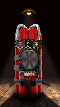 Clock Bomb apk screenshot