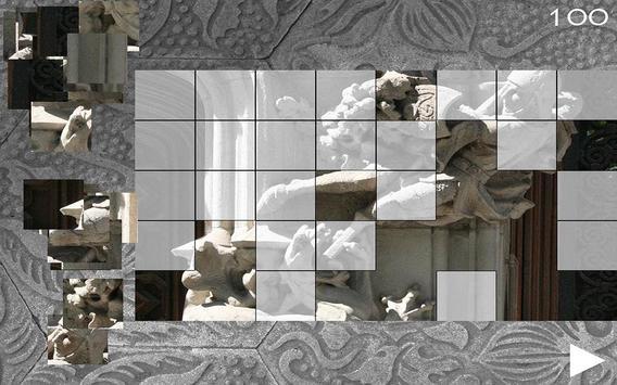 Casa Ametller, BCN. Puzzle poster