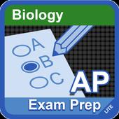 AP Exam Prep Biology LITE icon