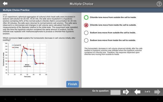 AP Exam Prep Biology LITE screenshot 2